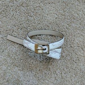 Ann Taylor Natural Belt